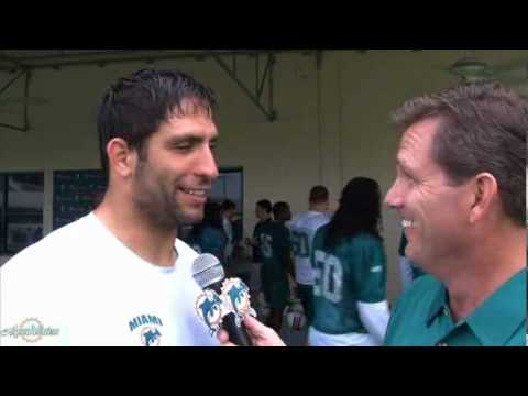 Anthony Fasano Interview - 8/2/10