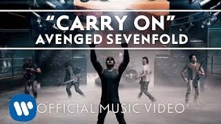 Avenged Sevenfold - Carry On (featured in Call of Duty: Black Ops 2) [Official Music Video]