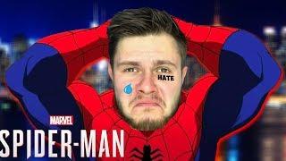 ДЕПРЕССИВНЫЙ ЧЕЛОВЕК ПАУК // Spider-Man #3