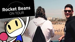 Join the Rocketbeans TV on tour with Simon and Ian at the