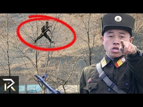 10 SNEAKY Ways People Tried To ESCAPE North Korea