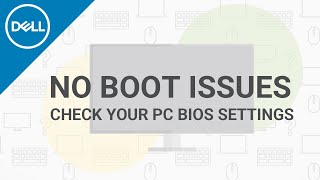 How to Fix a Boot Up Problem (Official Dell Tech Support)