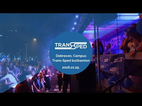 Trans-Sped Csoport  - Trans-Sped a Campuson