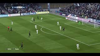 I like this goal of mine on FIFA 18. It luks like a real life goal. Haymar strikes again!!!