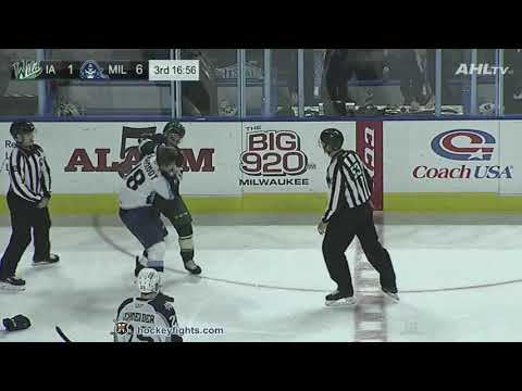 Tanner Jeannot vs. Mike Liambas