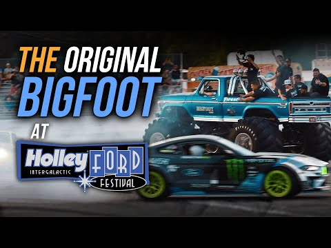 The Original Bigfoot #1 at Holley Ford Festival
