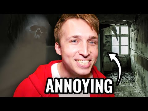 Most Annoying Kid Lives In A Haunted House For 24 Hours