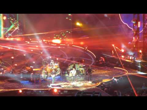Coldplay - Midnight + Charlie Brown Live @ Wembley Stadium