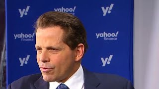 Anthony Scaramucci: Trump will lose 2020, both Biden and Bloomberg could beat him