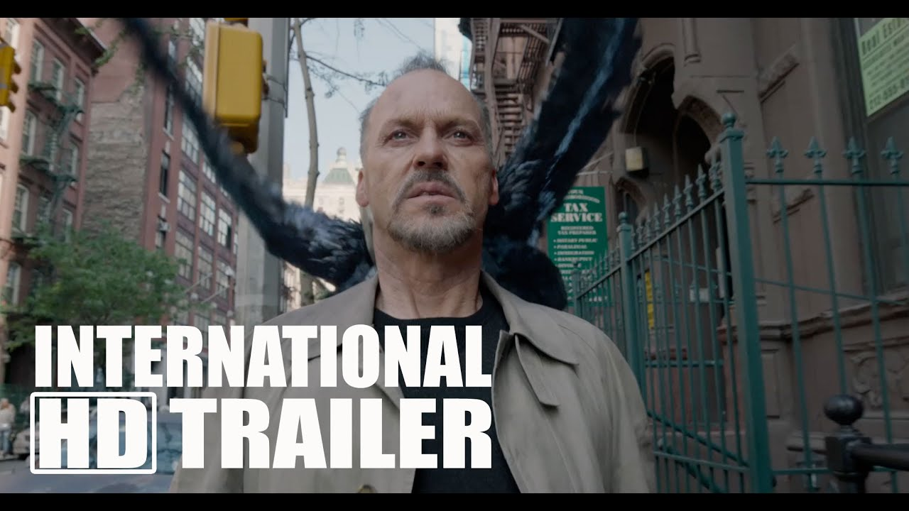 >BIRDMAN - Official Worldwide Trailer