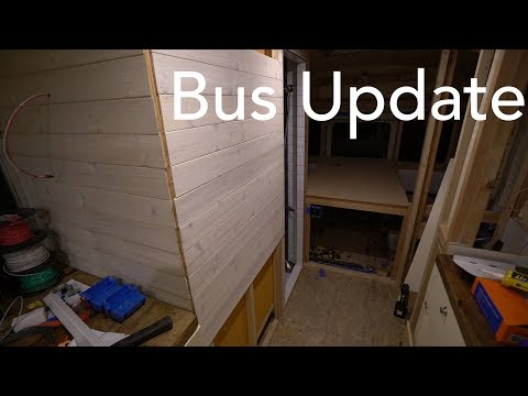HiJax'd: Bus Build Update- WHO IS THE MAGNIFICENT 7?