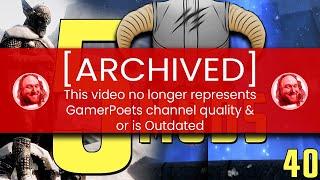 🐉 5 SNOW-ish MODS for SKYRIM SE!