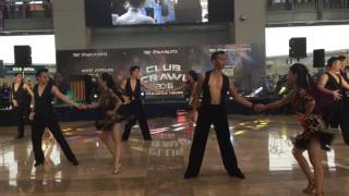 Club Crawl 2016- La Ballroom En Masse Day 1 ( Samba )