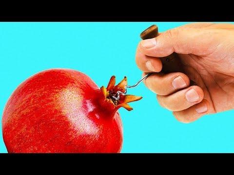 24 Truques e Macetes Com Frutas