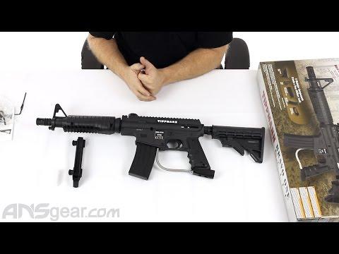 Tippmann Bravo One Elite Tactical Paintball Gun – Review