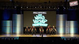 158 - Russia (Adult Division) @ #HHI2016 World Semis!!