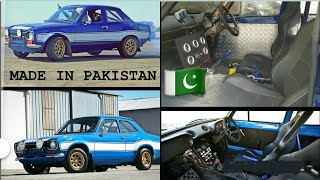 PAUL WALKER'S FORD ESCORT MK1 FROM F&F6 BUILT BY JAPAKBOYS  MADE IN PAKISTAN 🇵🇰