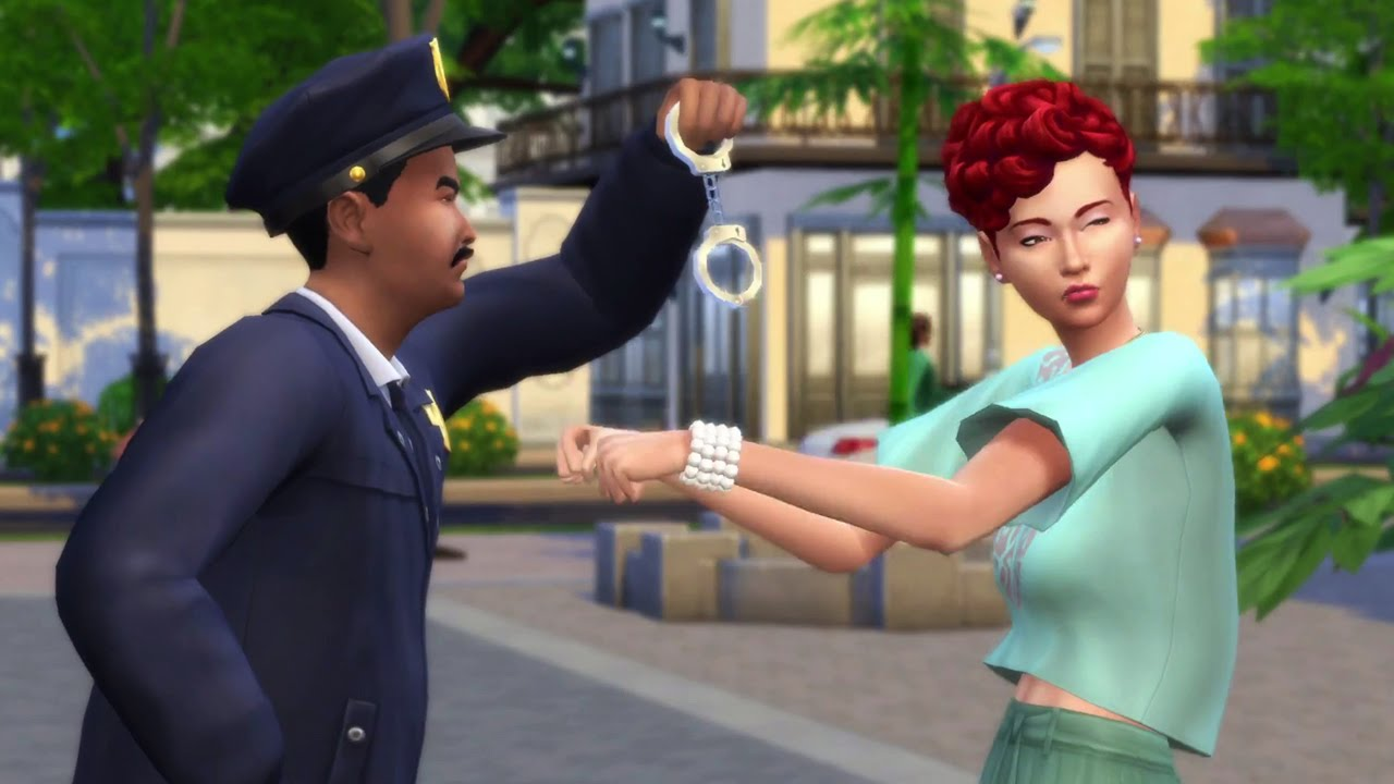 THE SIMS 4 Get to Work – Detective Gameplay #VideoJuegos #Consolas