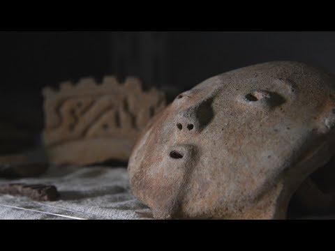 Sinais da presença humana antiga na Amazônia
