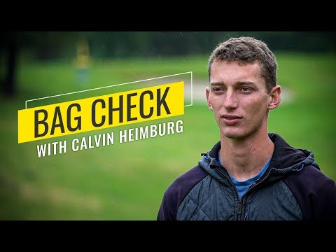 Youtube cover image for Calvin Heimburg: 2019 In the Bag