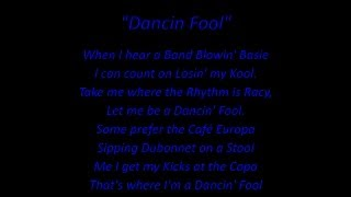 """Dancin Fool"" for Sundays Song & Dance MasterClass @ Broadway Kids Studios"
