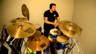 Face to Face -  No Authority - Graham Cennon -  Drum Cover