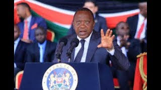 President Kenyatta:My dream is that one day every Kenyan will have a pride of owning a descent home