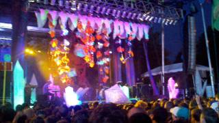 Animal Collective at Pitchfork Music Fest - Father Time