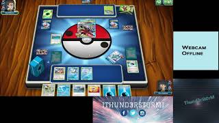 Trying Out Alolan Ninetails! | Pokémon Trading Card Game Online