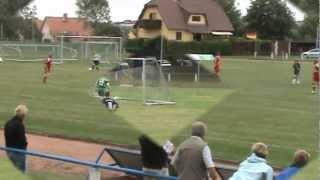 preview picture of video '3.Spieltag Kreisliga A (Mittelsachsenklasse) TV Vater Jahn Burgstädt - TSV Penig II 1:1 (1:0)'