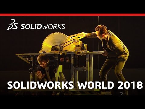 The Countdown to SOLIDWORKS World 2018 - SOLIDWORKS