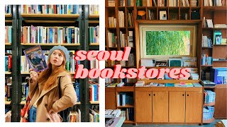 Bookstores In Seoul 📚 Favorites And New Finds! | Life In Korea VLOG
