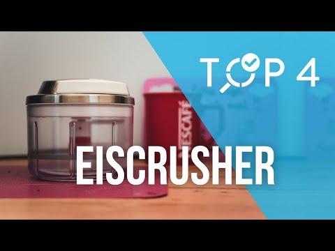 TOP 4: Die besten Eiscrusher im Vergleich