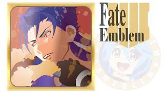 Cu Chulainn  - (Fate/Grand Order) - BLOps 4 Emblem - Cú Chulainn [Caster] [Fate Friday]
