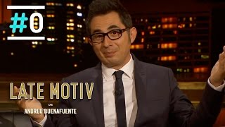 Late Motiv: Berto Contra Los Garbanzos - Consultorio De Berto #LateMotiv51   #0