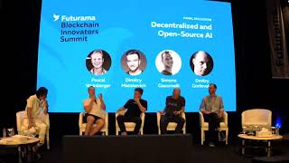 Decentralized And Open Source AI - Futurama Blockchain Innovators Summit Dubai 2018