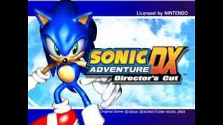 Sonic Adventure DX (TAS)   Sonic's Story In 30:12.02 {WR}