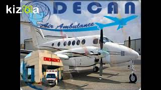 Get an Advanced Air Ambulance in Delhi with modern facility