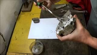 ☝ KE Jetronic промывка дозатора часть3