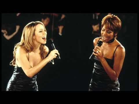 Mariah Carey & Whitney Houston - When You Believe (Official Instrumental with background vocals) HQ