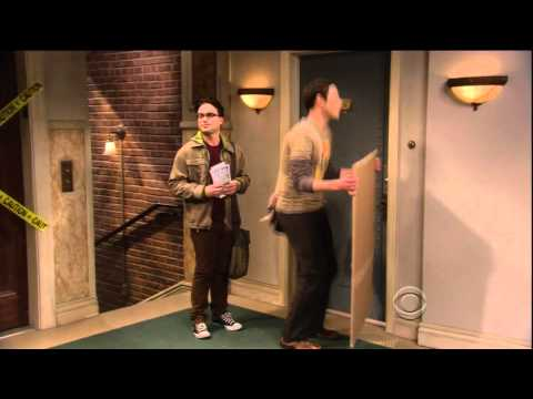 """The Big Bang Theory 5x13 - """"The Recombination Hypothesis"""" Promo"""