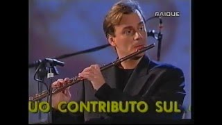 FAO'S CONCERT 1997 WITH ANDREA GRIMINELLI AND ANDREA BOCELLI