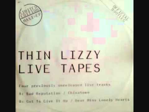 Thin Lizzy - Chinatown (Live Tapes) - YouTube.flv