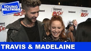 Download Youtube: Riverdale's Madelaine Petsch & Travis Mills's Go-To Party Snacks!