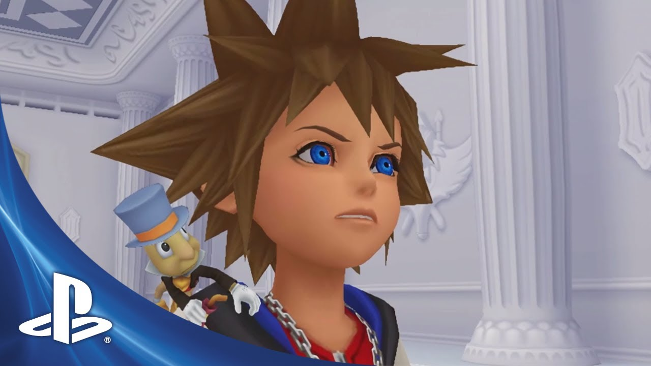 Hands-on with Kingdom Hearts HD 1.5 Remix