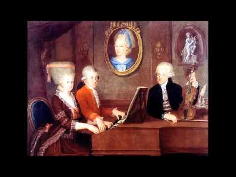 W.A.Mozart - K.205 Divertimento per orchestra n. 7