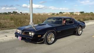 1978 Pontiac Trans Am SE  BLOCKER III Editon 500+ Hp 5 speed & EFI
