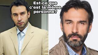 Est-ce Que C'est La Même Personne? Federico Dans Marina Et Nestor Dans Terre De Passion!