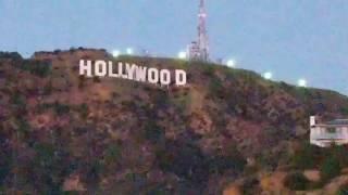 Kyotaro&Rikuo - Monkey [At Hollywood Sign]
