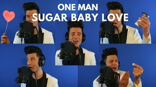 Sugar Baby Love The Rubettes One Man Cover